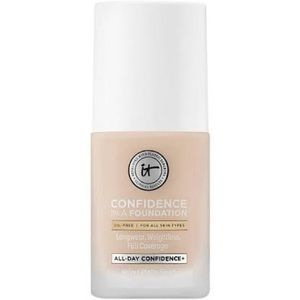 Confidence in a Foundation - Light Ivory 100